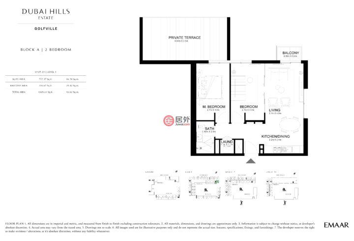 阿联酋迪拜迪拜的房产,编号47801646