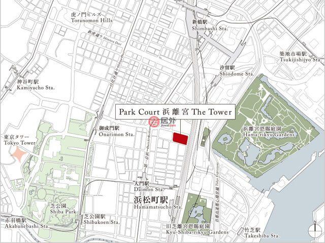 日本TokyoMinato的房产,编号47213186