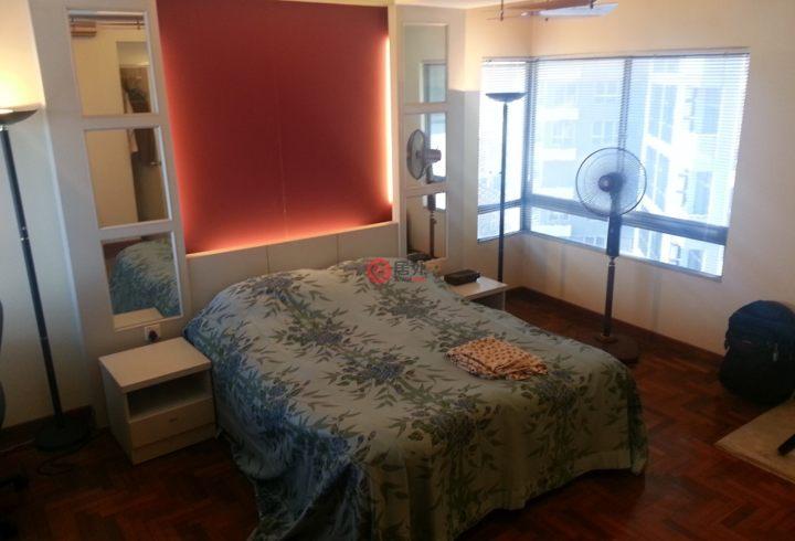马来西亚吉隆坡3卧2卫曾经整修过的房产