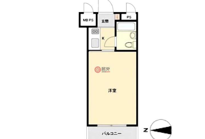 日本JapanTokyo的房产,编号54683913