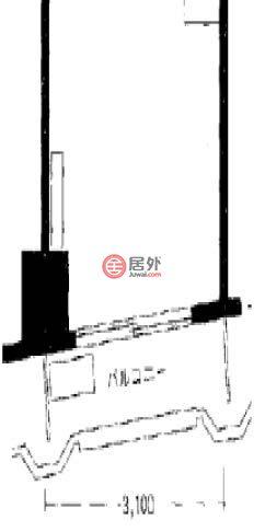 日本Tokyo Prefecture东京的公寓,南池袋3-13-9,编号57946037