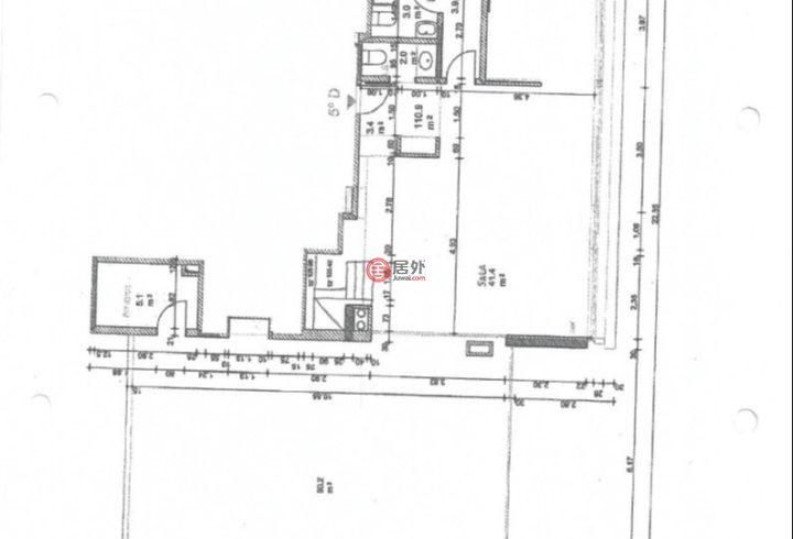 葡萄牙里斯本里斯本的房产,Nova dos Mercadores, 19,编号56740110