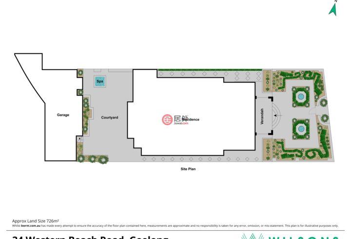 澳大利亚维多利亚州吉隆的房产,34 Western Beach Road,编号51525934