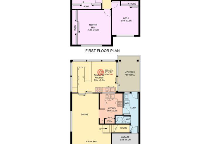 澳大利亚新南威尔士州悉尼的房产,114 Alfred Rd,编号54138834