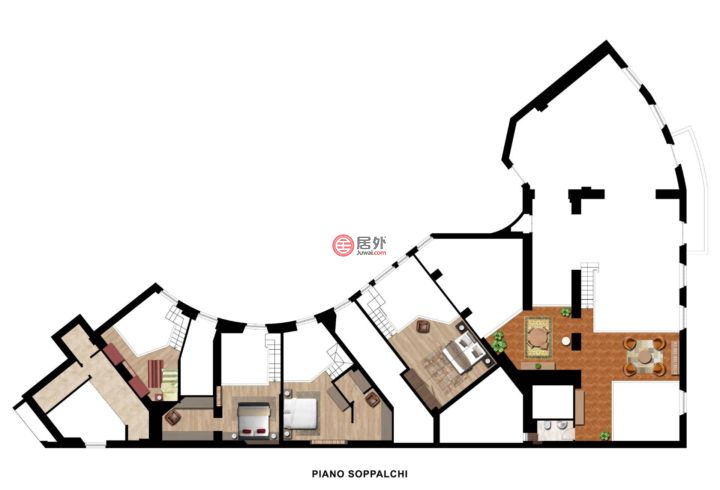 意大利MilanoMilano的房产,Piazza Eleonora Duse, 0,编号47764927