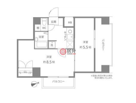 日本TokyoTokyo的房产,池袋,编号45897044