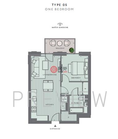 英国英格兰伦敦的房产,54 Wood Lane,编号53199725
