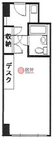 日本大阪府大阪市的房产,東中島1丁目17-5,编号57253477