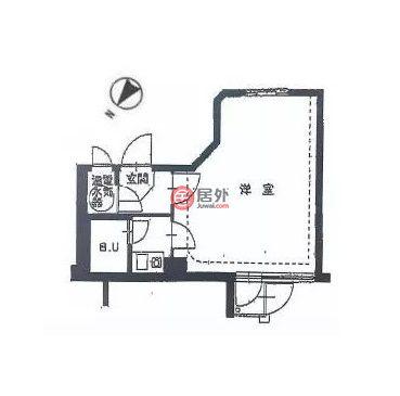 日本JapanTokyo的房产,巣鴨3-24ー5,编号47078423