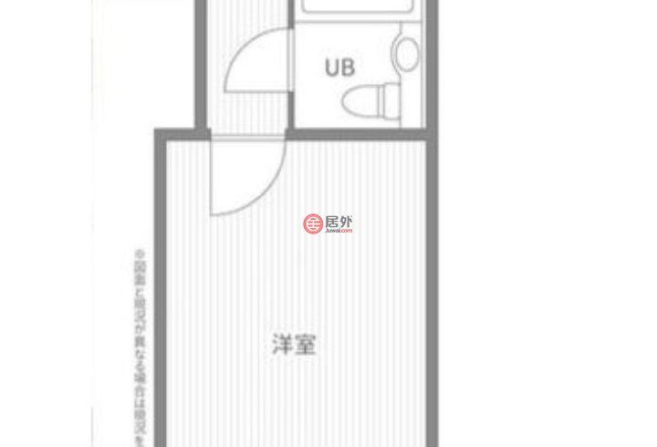 日本東京都Tokyo的房产,涩谷区,编号47032764