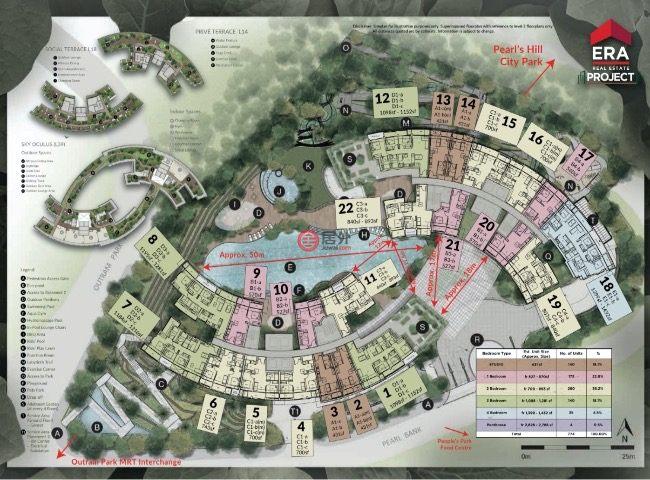 新加坡中星加坡新加坡的房产,One Pearl Bank,编号56431533