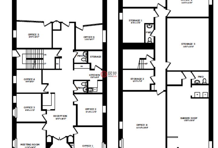 加拿大安大略省多伦多的商业地产,185 Carlton Street,编号45131088