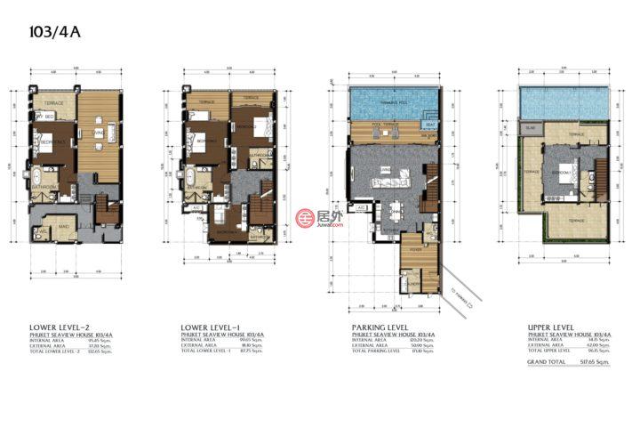 泰国普吉府Kohkaew的房产,103/4 Moo 1, Pracha U-thit 5 Road,编号57669733