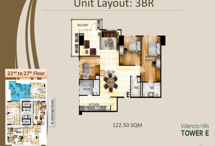 菲律宾Metro ManilaQuezon City的房产,N Domingo Street,编号54047373