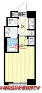 日本大阪府大阪市的公寓,日本橋5-5-20,编号57002715
