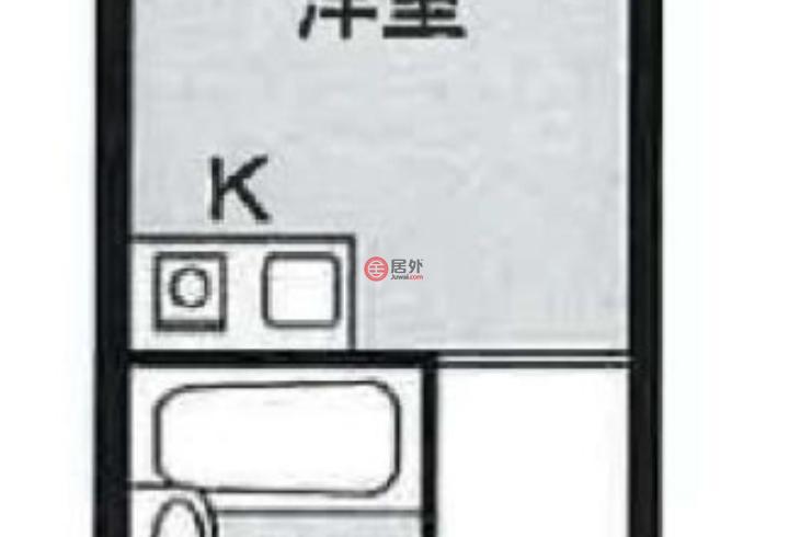 日本TokyoToshima的房产,東京都豊島区千早2-15-2,编号51457519