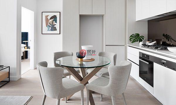 澳大利亚维多利亚州Docklands的公寓,628 Flinders Street,编号60987627