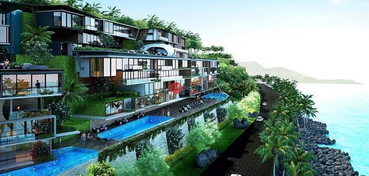 泰国普吉府的房产,The Emerald Nirvana翡翠天堂,编号12932666