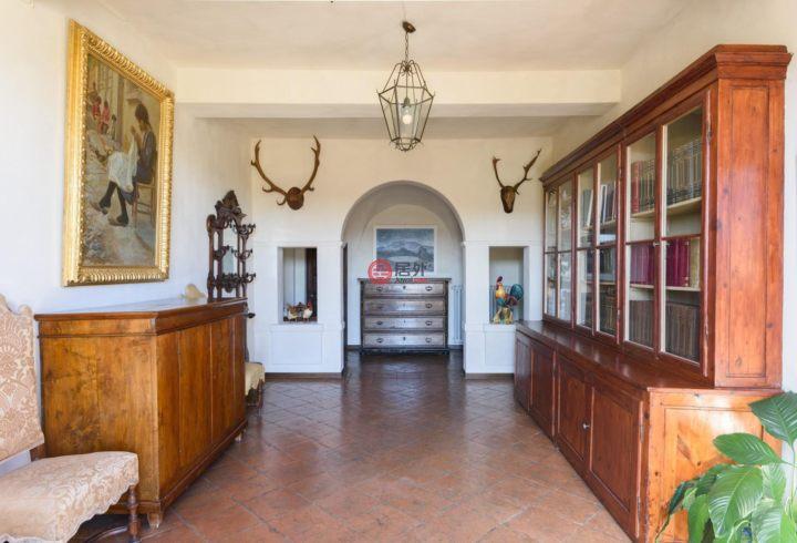意大利FirenzeMontaione的房产,Via Collegalli,编号33478504