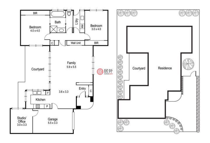 澳大利亚维多利亚州Kew East的房产,编号50757654